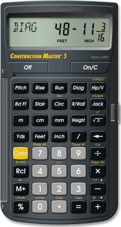 Uses For Construction Master 5